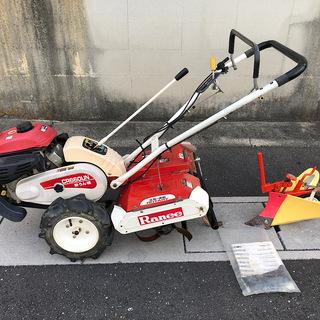 三菱MMR6 富士ロビン ラーニー 耕運機 CR660UN 最大...