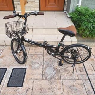 6段変速 折り畳み自転車