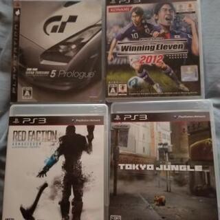 プレイステーション3用ゲーム PS3 Games色々