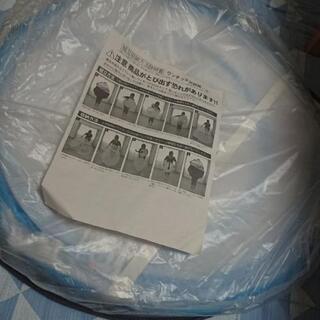 新品未使用 ベビー用 ワンタッチ式 蚊帳 - 子供用品