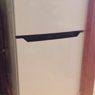 2017年製 綺麗な冷蔵庫5000円