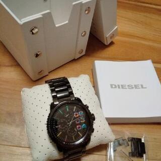 腕時計 DIESEL未使用(電池切れ)ユニセックス