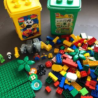 LEGO デュプロ 2個セット レゴ どうぶつ アニマル