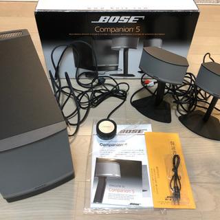 Bose コンパニオン5 【おまけ付き】