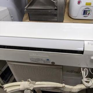 富士通 6畳用エアコン as-j22c 2013年製