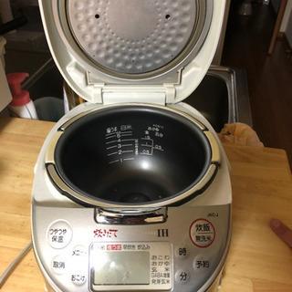 炊飯器Tiger5合炊き