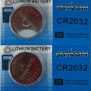 リチウム電池 CR2032(4個セット)全国発送いたします 送料無料