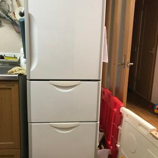 HITACHI冷蔵庫 265L