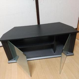 テレビ台 黒 ❬0円❭