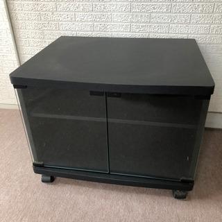 TV・オーディオ ボックス型の台
