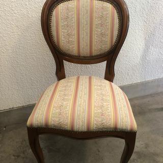 アンティーク調 椅子