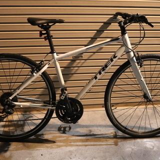 高級 クロスバイク TREK 27段ギア きれいです