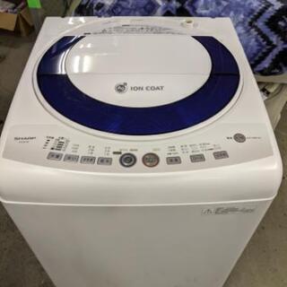 SHARP 7キロ洗濯機 ES-GE70K