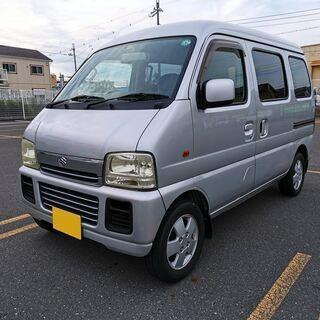 京都☆車検R4年3月30日まで☆エブリィワゴン ジョイポップター...