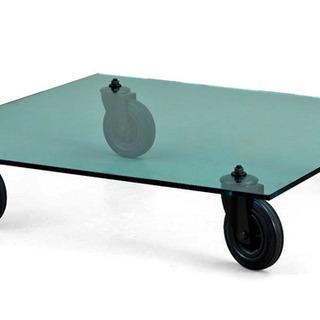 カッシーナ購入品 フォンタナアルテ コンルオーテ ガラスローテーブル