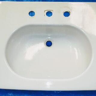 TOTO 中古 洗面器 ホワイト