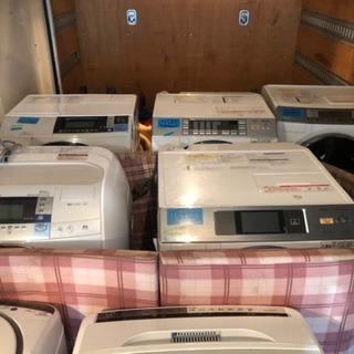 ドラム式洗濯機・洗濯機 入荷しました!