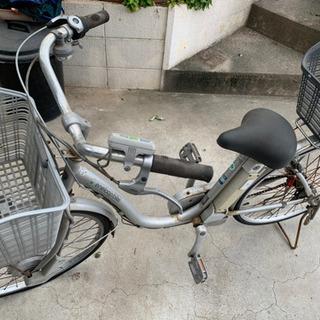 電動自転車 取りにこられる方限定でお願いします