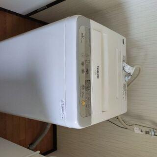 2017年製 Panasonic NA-F50B10 (5kg)...
