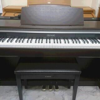 電子ピアノ CASIO カシオ AP-220BN 2009製 動作品