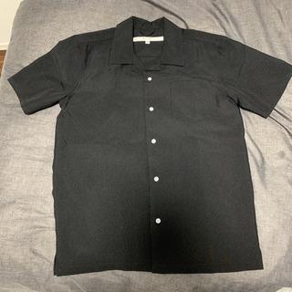 ANCHOR SMITH  ポリトロオープンカラー半袖シャツ