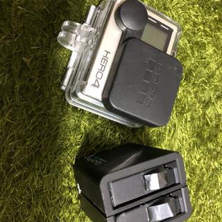 GoPro HERO4 防水セット(傷あり)