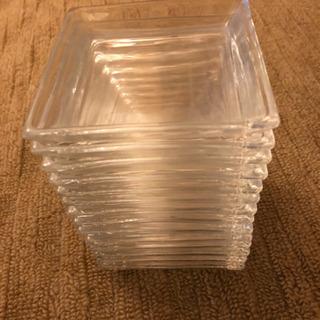 ガラス小皿 14枚セット 日本製