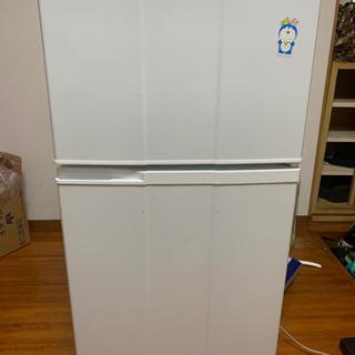 ハイアールの冷蔵庫 2012年式 98L