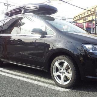 【早い物勝ち❗️】VWシャラン用 ユーロデザイン V5 17イン...