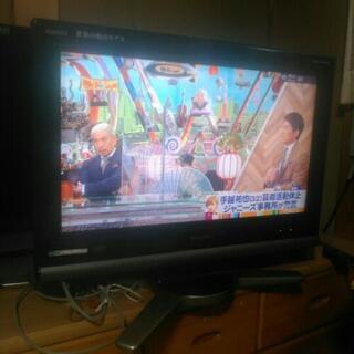 シャープ AQUOS 液晶カラーテレビ 26インチ