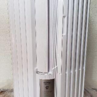トヨトミ 冷房専用窓用エアコン TIW-A160J