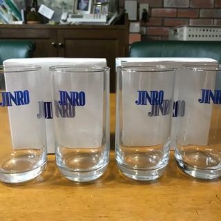 JINROグラス4個組