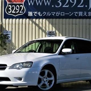 誰でも車がローンで買える!スバル レガシィツーリングワゴン 2....