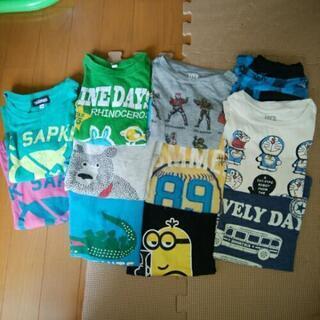 (取引中)110 男児 半袖Tシャツ
