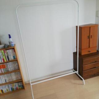IKEAハンガーラック