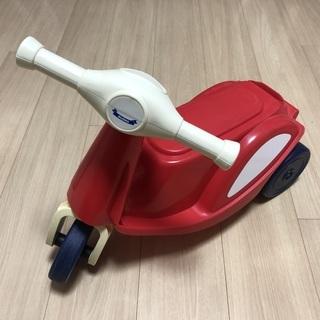 幼児用 公園レーサーPutimo 3輪バイク(乗用玩具)