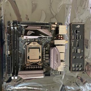 i5-7600k CPU + ASUS Strix 270Z I...