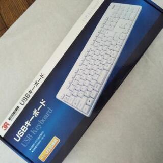 未使用 3R USBキーボード
