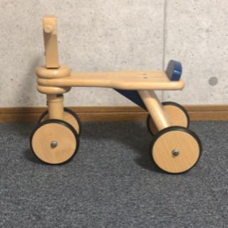 ボーネルンド 木製三輪車 - 家具
