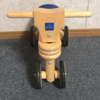 ボーネルンド 木製三輪車の画像