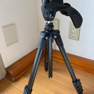 三脚 カメラ/ビデオカメラ用 Manfrotto