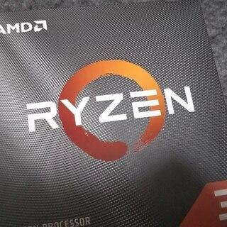 【ネット決済・配送可】Ryzen3 2200G AMD製CPU(...