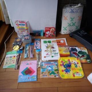 子供のキャラクター雑貨
