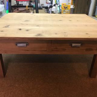 ローテーブル テーブル 古材