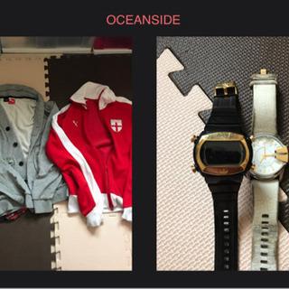 今日取引の方は2500円に下げます!④メンズ服、時計