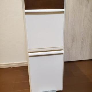 【取引中】2段式ゴミ箱