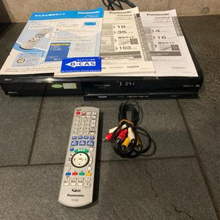 パナソニックDVDレコーダー DMR-XE1‼️美品