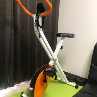 エアロバイク トレーニング