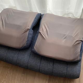 ニトリ 2人掛けソファ 座椅子