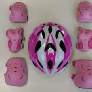②自転車用ヘルメット·プロテクター(児童用)